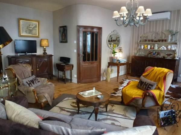 Chambres d'hôtes Gîte de France N°G2362 (Au Nid de la Madeleine)