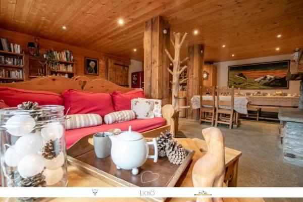 Chambres d'hôtes Gîte de France N°73G40600 (FABRICE PERSONNAZ) BESSANS