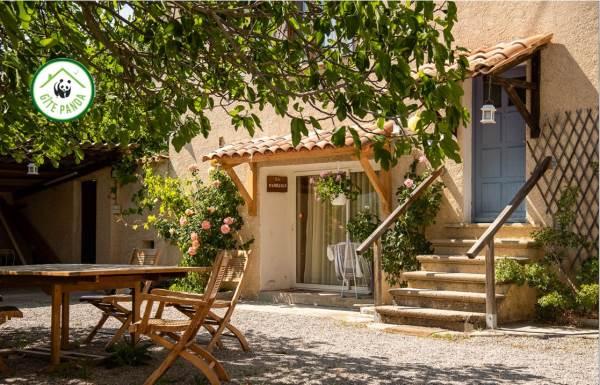 Chambres d'hôtes Gîte de France N°1384 (L'Eglantine du Buëch) LARAGNE MONTEGLIN