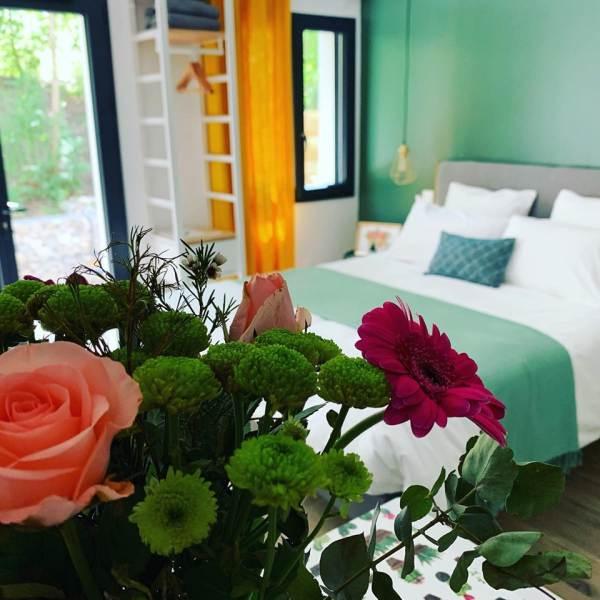 Chambres d'hôtes Gîte de France N°2811 (Une Pause au Vert) CHATEAUVIEUX