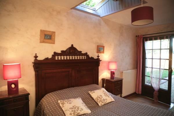 Chambres d'hôtes Gîte de France N°56G56129
