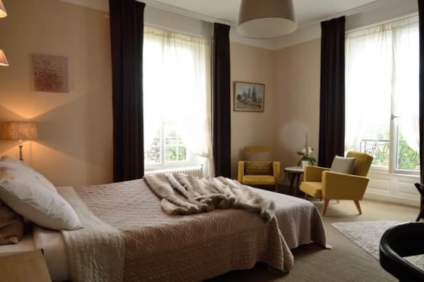 Chambres d'hôtes Gîte de France N°56G56357 (Le 14 St Michel)