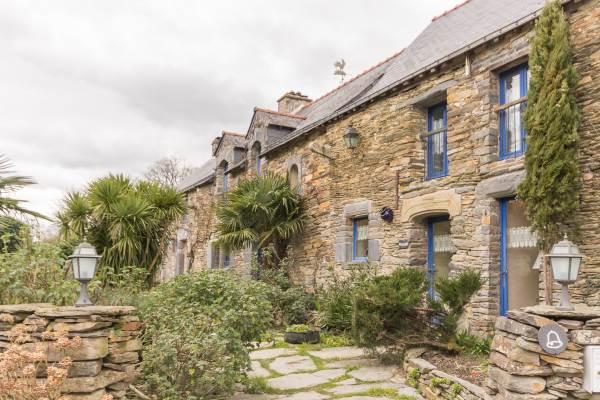 Chambres d'hôtes Gîte de France N°56G56418 (Le Clos du Tay)