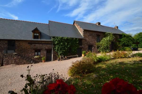 Chambres d'hôtes Gîte de France N°35G25003 (Domaine du Val Ory)