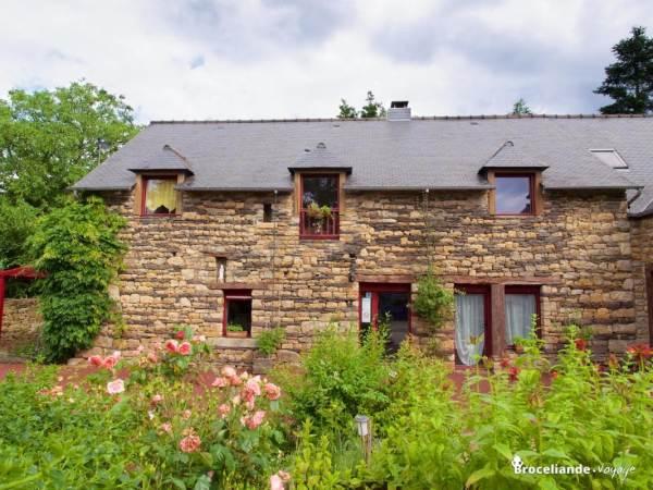 Chambres d'hôtes Gîte de France N°35G25006 (Les Lutins de Brocéliande)