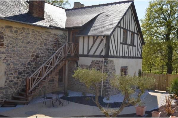 Chambres d'hôtes Gîte de France N°35G25047