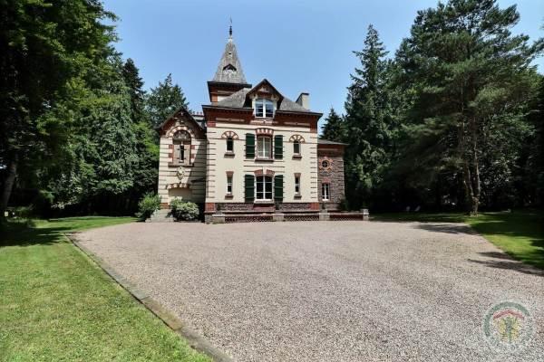 Chambres d'hôtes Gîte de France N°35G25048 (Manoir Les Brieux)