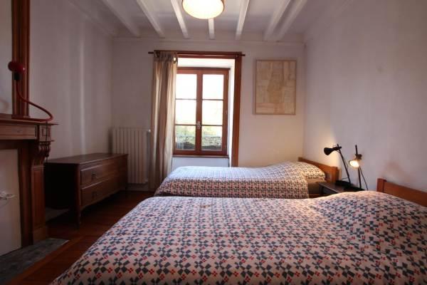 Chambres d'hôtes Gîte de France N°G33316 (Maison du Chevalier de Rantot)