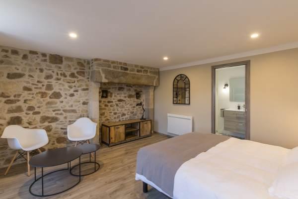 Chambres d'hôtes Gîte de France N°G333166 (La Longère)