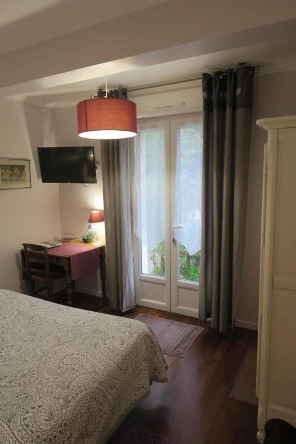 Chambres d'hôtes Gîte de France N°G333264 (L'Embellie)