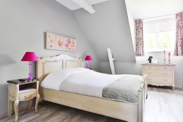 Chambres d'hôtes Gîte de France N°G981 (Manoir de Bellacordelle)