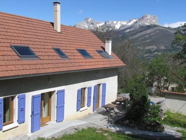 Gîte de France N°2212 (Les Izoards) MANTEYER