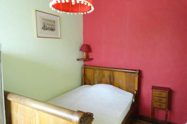Chambre lit à rouleau 120x190