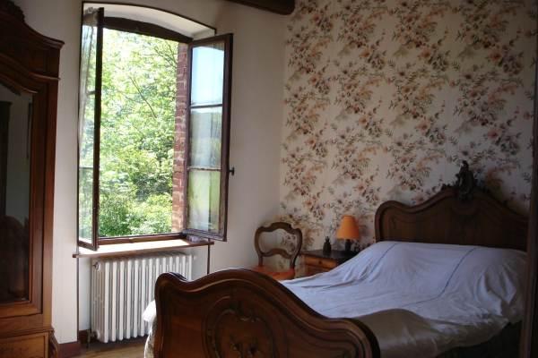 Chambre avec très belle vue sur Le Suran