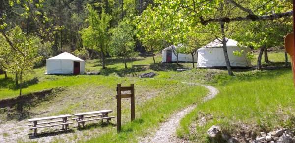 Cabane forestière des Gardes