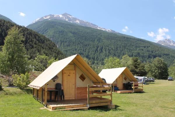 Le Camp Hannibal BRAMANS