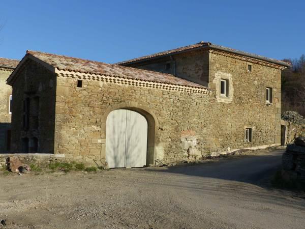 l'Amiradou - ferme du XIXè siècle