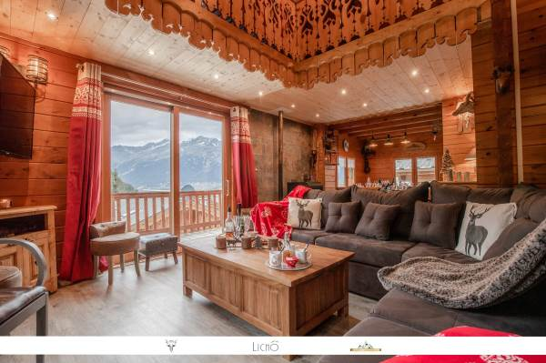 CHALET LOUT'CHI VALFREJUS