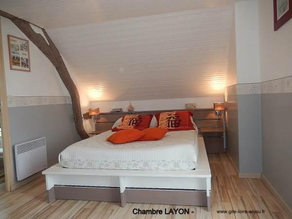 Gîte Loire Anjou