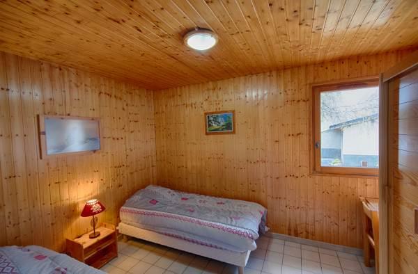 la chambre Ortet, avec 2 couchages 90x190
