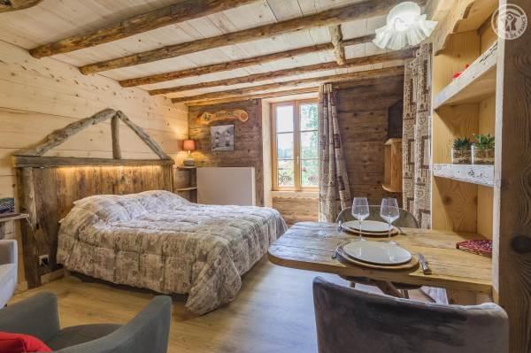 La Villa du Doron - BONNE NUIT apt 2 personnes TERMIGNON