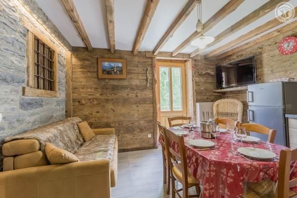 La Villa du Doron - la Dent Parrachée  apt  4 à 6 personnes TERMIGNON