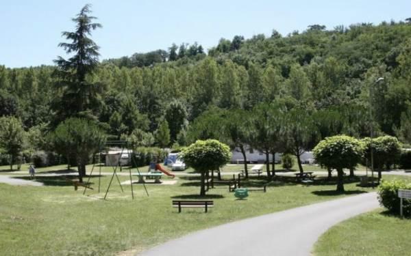 Camping municipal La Bâtisse**