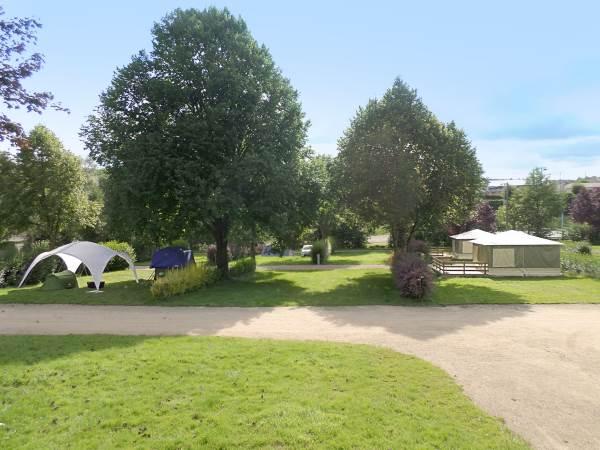 Camping Le Verdillé