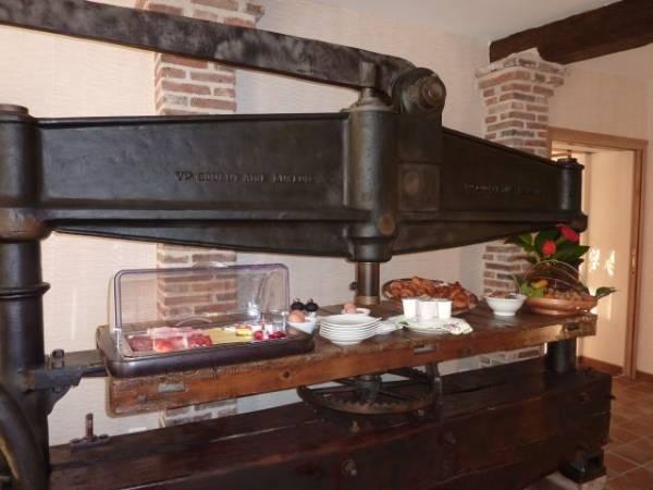 Chambres d'hôtes Domaine de la Tannerie