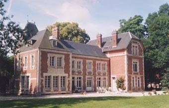 Le Château d'Omiecourt