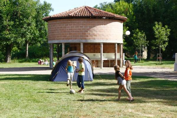 Camping Les Prunettes