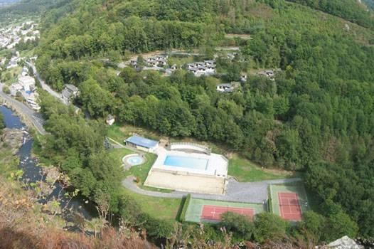 Village Vacances Camboussel - Vue générale