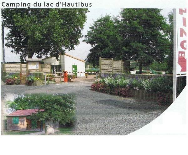 Camping d'Hautibus