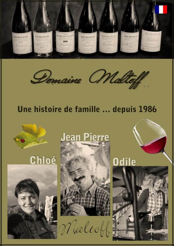 DOMAINE MALTOFF