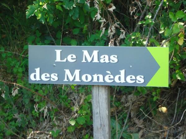 Le Mas des Monèdes