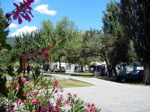 Camping les Gorges de la Méouge***