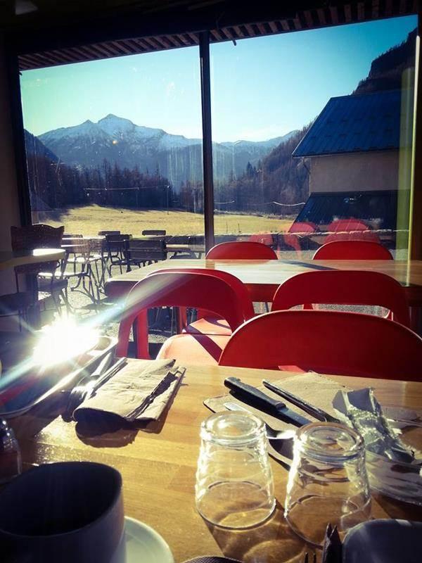 la vue du restaurant, on resterai des heures à la contempler !