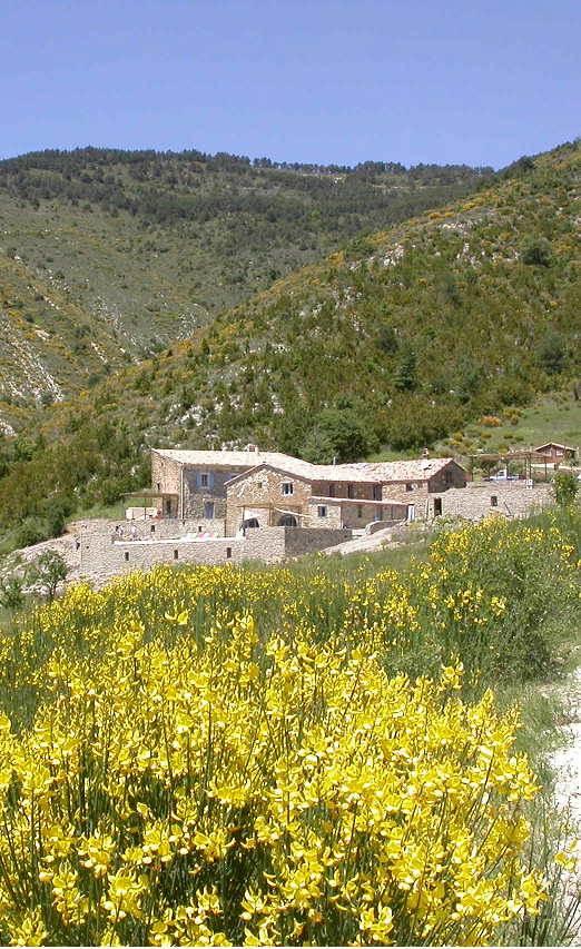 Observatoire des Baronnies Provençales / Le Mas des Grès