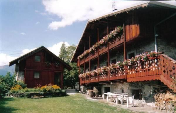 AYERES : Appartement dans chalet vue Mont Blanc proche Chamonix