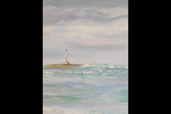 Le phare de Cordouan: le tableau