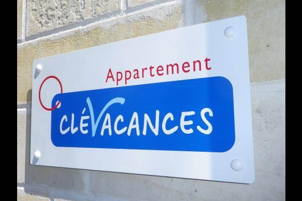 L'appartement est labellisé 2 clefs