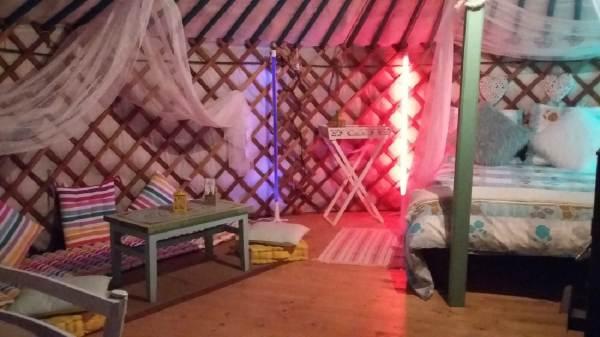 Camping de l'Aigrette