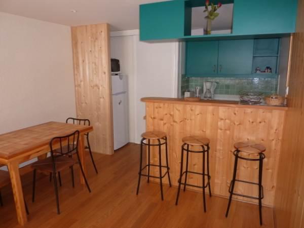 Espace cuisine & salle à manger