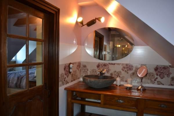 Salle de bain de la Cabrette