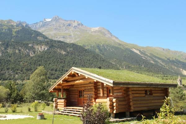 Cabanes & Yourtes de Montagne SOLLIERES SARDIERES