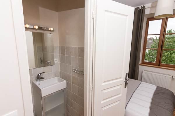 Chambre 6 - salle de bain