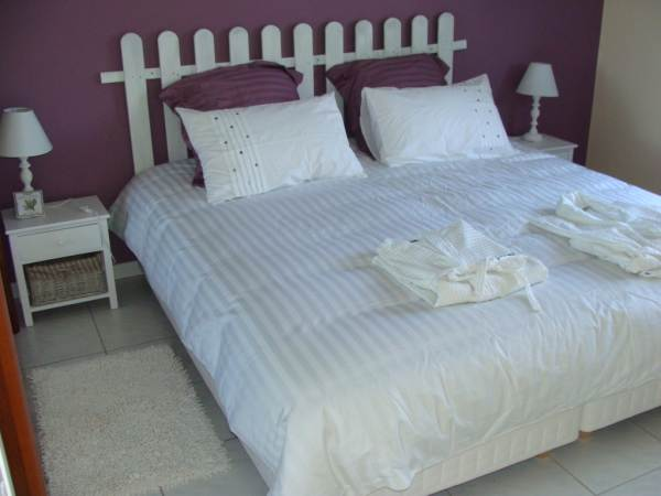 chambre lila