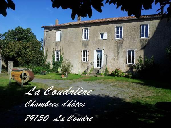 """Descriptif général de """"La Coudrière"""""""