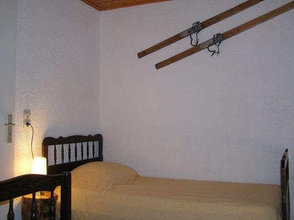 location appartement Meaudre Vercors - chambre