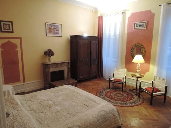 Chambres d'hôtes la pause dorée